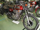 1971 BSA A 75 Rocket 3 photo