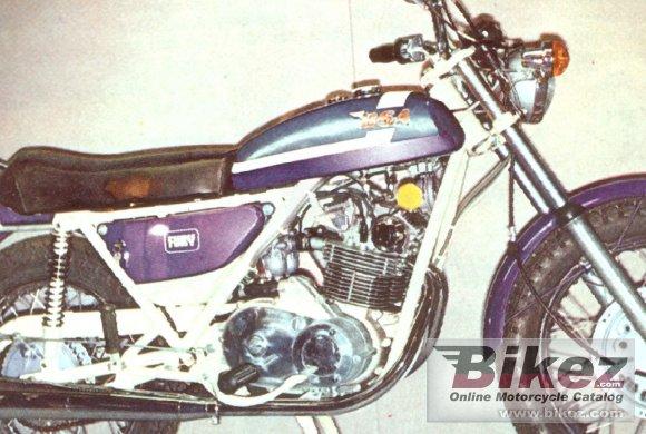 1971 BSA Fury 350