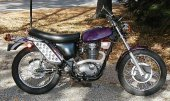 1972 BSA 500 SS Gold Star
