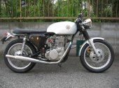2003 BSA SR 500 Gold photo