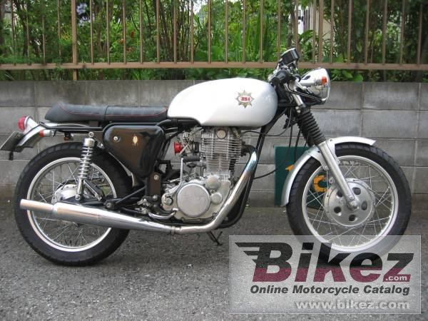 BSA SR 500 Gold