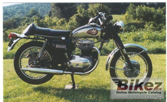 BSA A 50 Royal Star