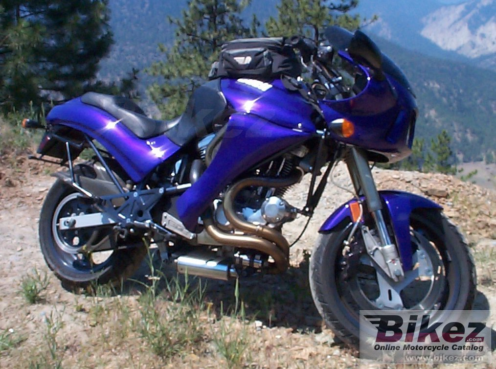Buell S2-T