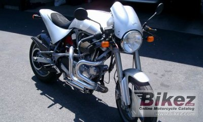 1998 Buell White Lightning photo