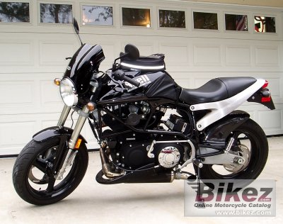 1999 Buell X1 Lightning specifications and pictures