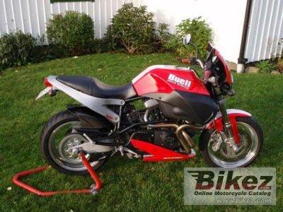 2000 Buell X1 Lightning