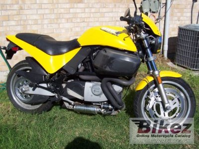 2001 Buell M2 Cyclone photo