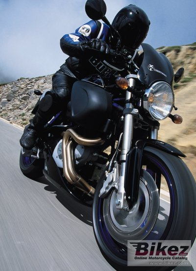 2002 Buell X1 Lightning photo