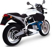 2002 Buell X1W White Lightning photo