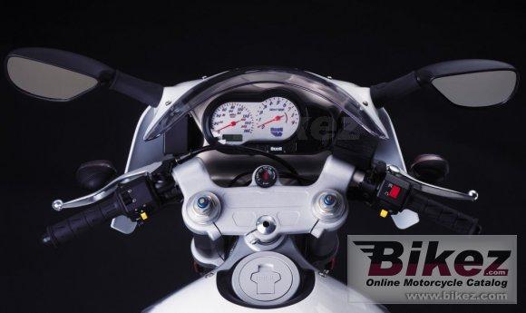 2002 Buell XB9R Firebolt
