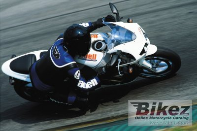 2002 Buell XB9R Firebolt photo
