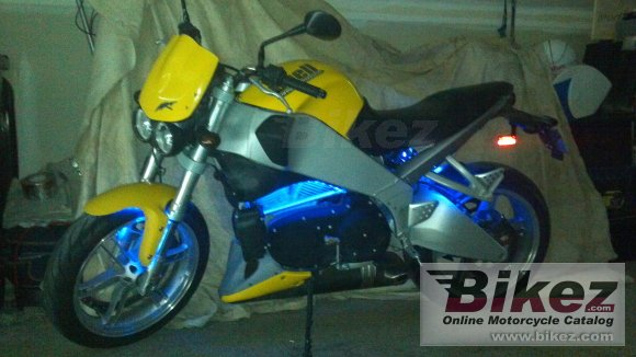 2003 Buell Lightning XB9S photo