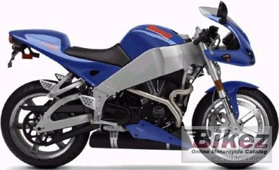 2003 Buell Firebolt XB9R specifications and pictures