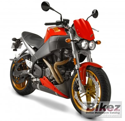 2004 Buell Lightning XB12S photo