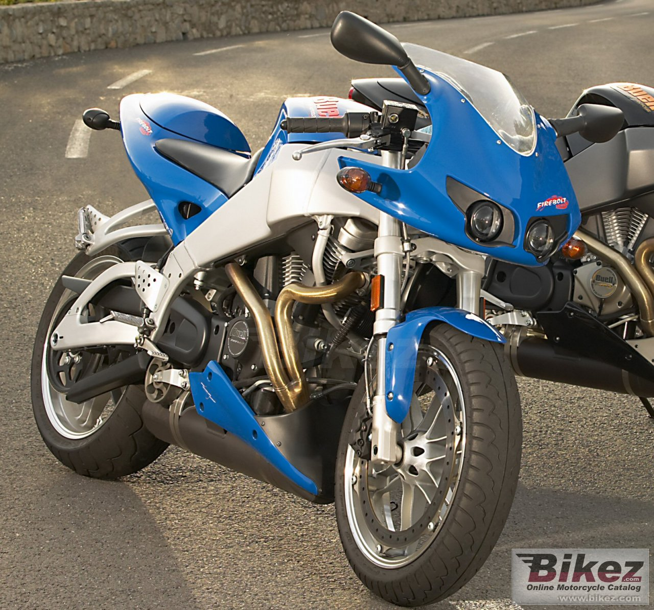 Big Buell firebolt xb9r picture and wallpaper from Bikez.com