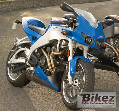 2004 Buell Firebolt XB9R specifications and pictures