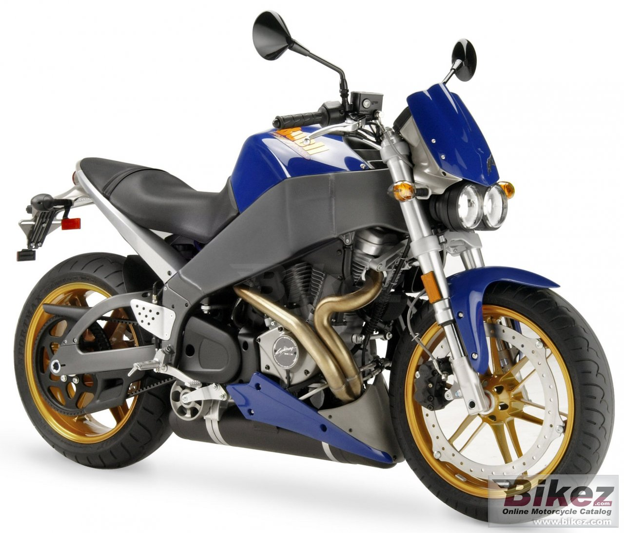 Big Buell lightning xb12s picture and wallpaper from Bikez.com