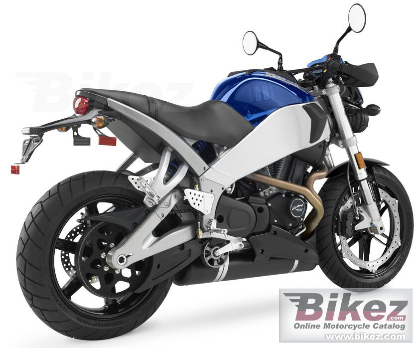 Big Buell lightning xb9sx picture and wallpaper from Bikez.com