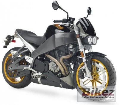 2006 Buell Lightning XB12S photo