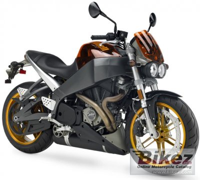 2006 Buell Lightning XB12Scg photo