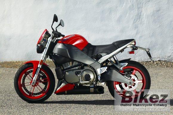 2006 Buell Lightning XB12Ss