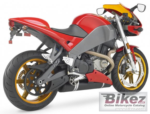 2006 Buell Firebolt XB12R photo