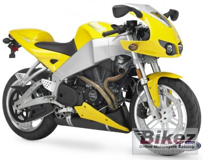2006 Buell Firebolt XB9R specifications and pictures