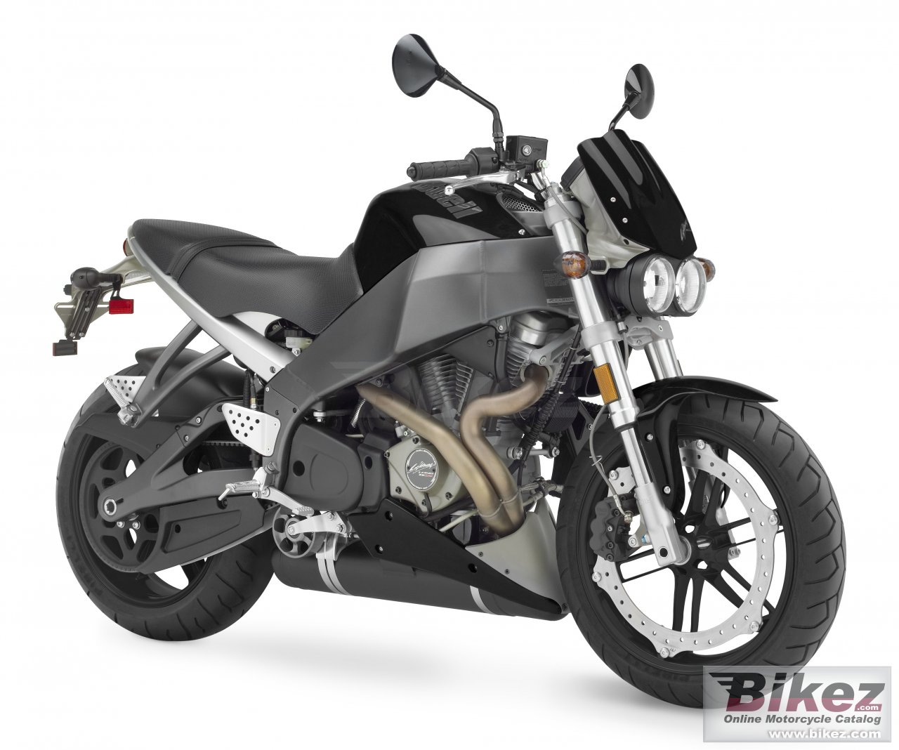 Big Buell lightning xb12ss picture and wallpaper from Bikez.com
