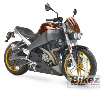 2007 Buell Lightning XB12Scg photo