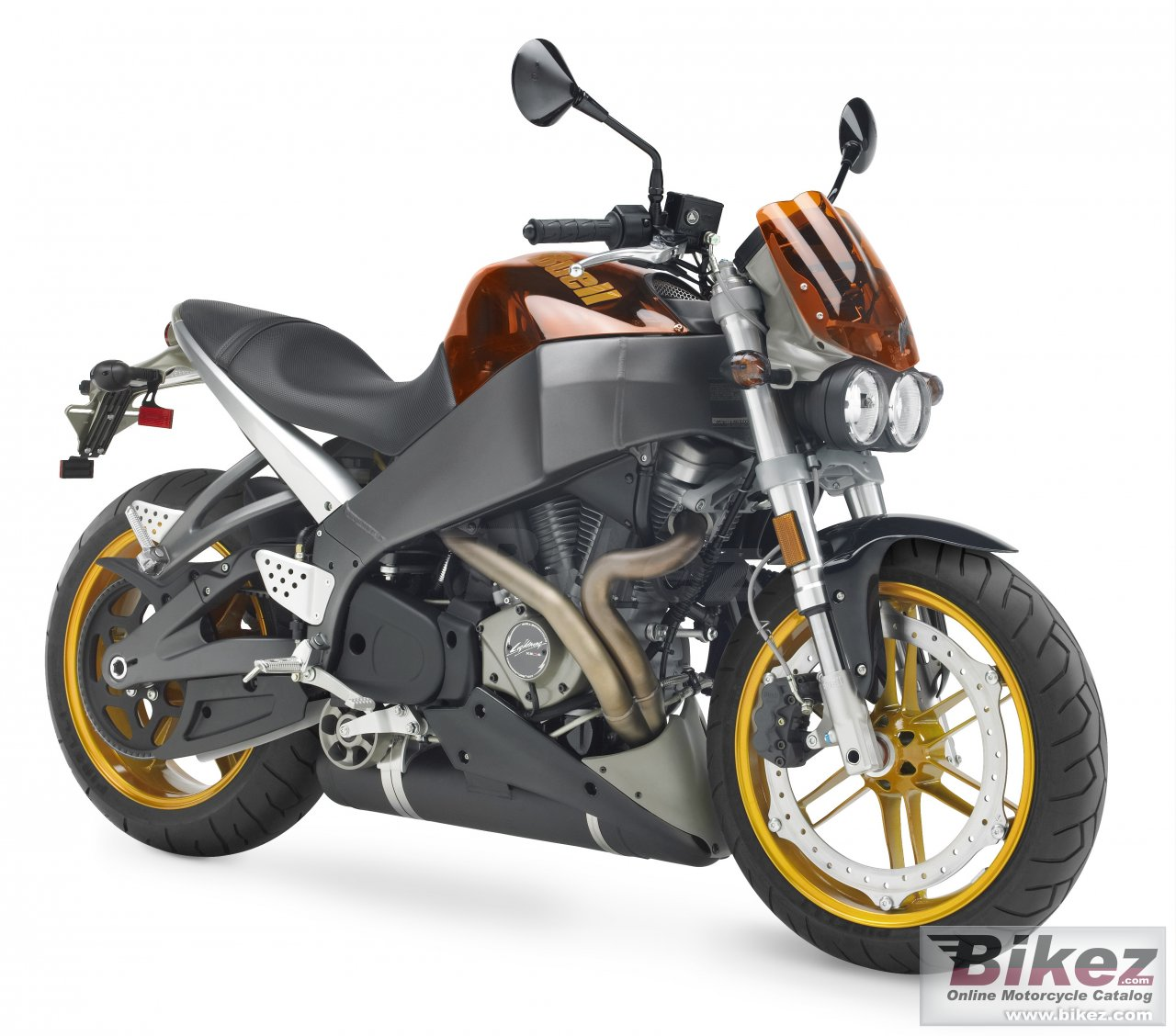 Big Buell lightning xb12scg picture and wallpaper from Bikez.com