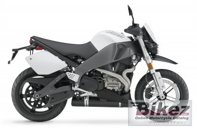 2008 Buell Lightning XB12STT photo