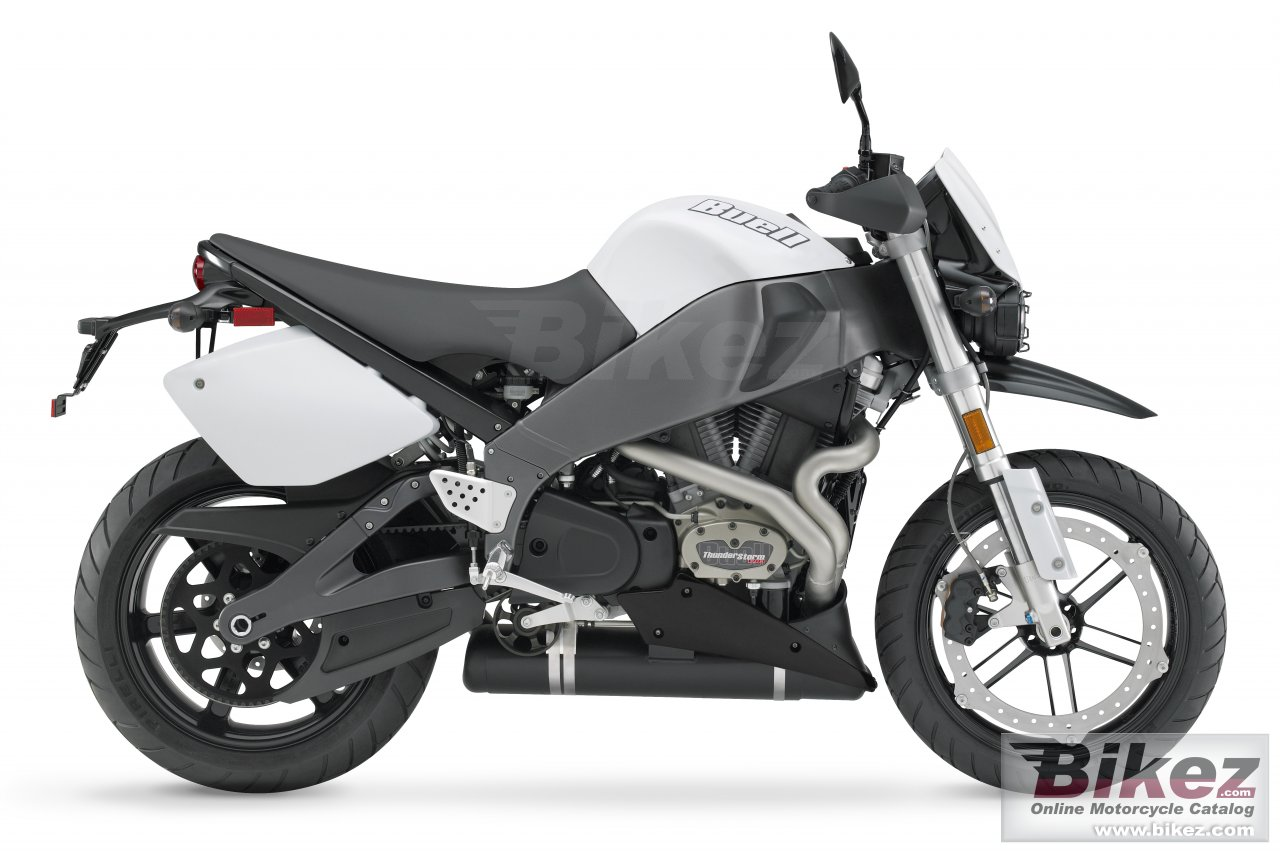 Big Buell lightning xb12stt picture and wallpaper from Bikez.com