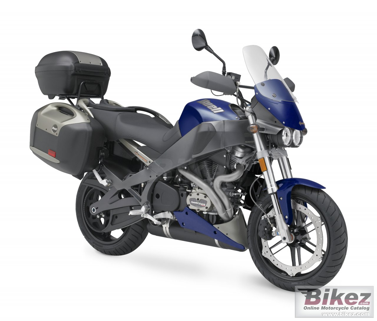 Big Buell ulysses xb12 xt picture and wallpaper from Bikez.com