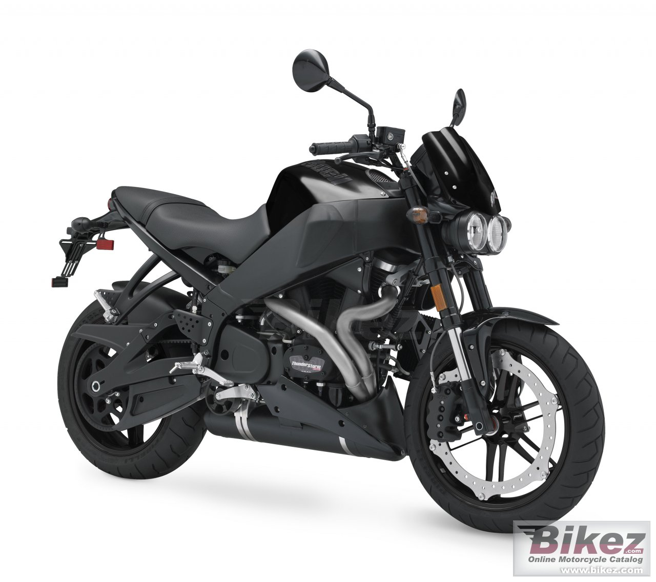 Big Buell lightning long xb12ss picture and wallpaper from Bikez.com