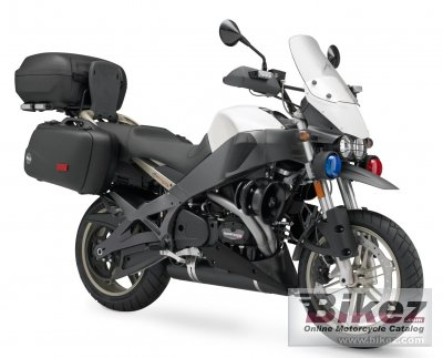 2009 Buell Ulysses Police XB12XP photo