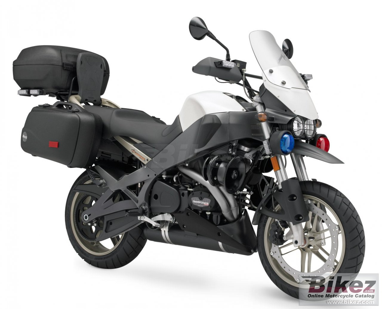Buell ulysses police xb12xp