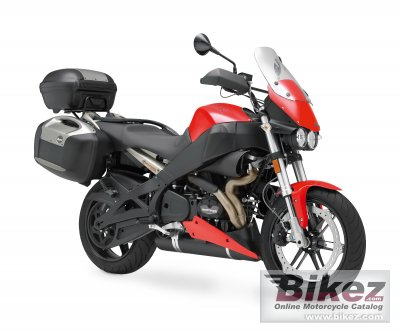 2010 Buell XB12XT Ulysses photo