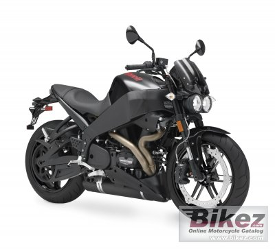 2010 Buell XB12Scg Lightning photo