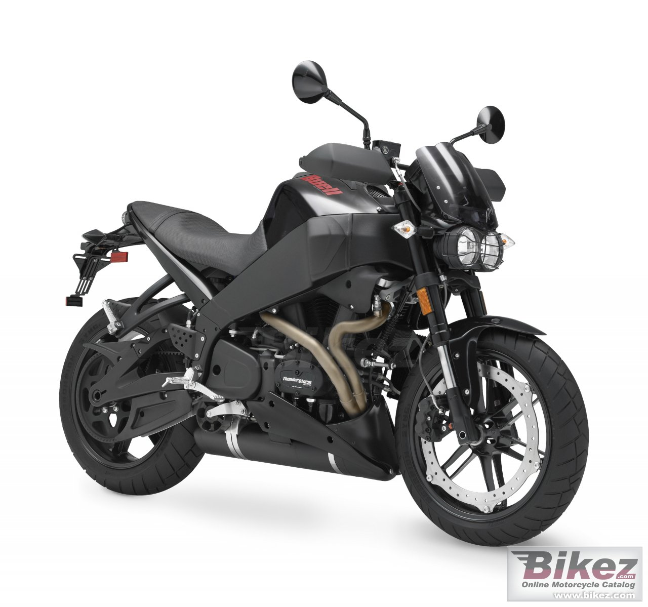 Big Buell xb9sx lightning picture and wallpaper from Bikez.com