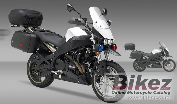 Big Buell xb12xp police picture and wallpaper from Bikez.com