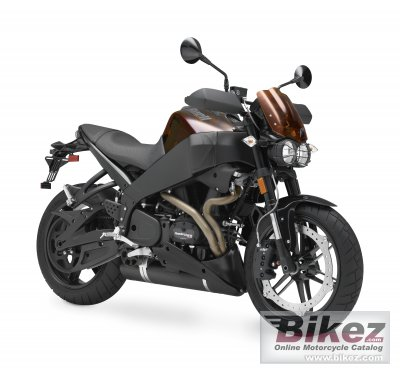 2010 Buell XB12SX Lightning City X photo