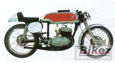 1960 Bultaco TSS