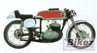 1961 Bultaco TSS