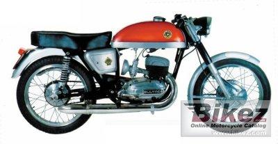 1963 Bultaco Tralla 102