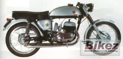 1964 Bultaco Metralla