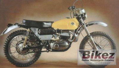 1968 Bultaco Lobito