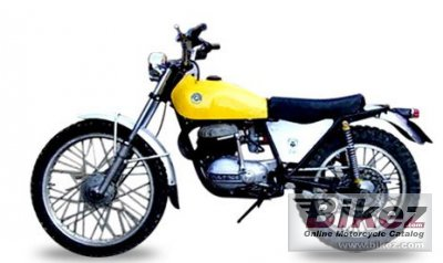 1969 Bultaco Lobito