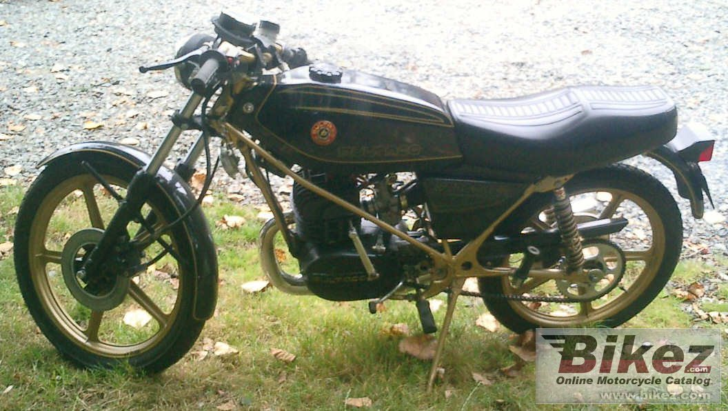 Big scotty wad streaker 125 picture and wallpaper from Bikez.com