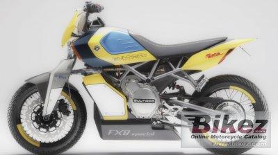 2016 Bultaco Rapitan Sport