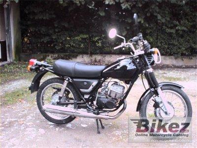 1980 Cagiva SST 125